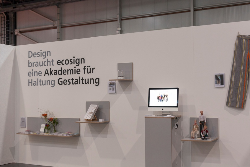ecosign auf der Fair Friends 2019