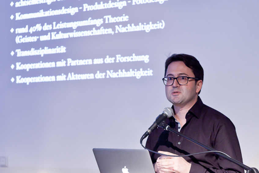 Museumsnacht in der ecosign 2015