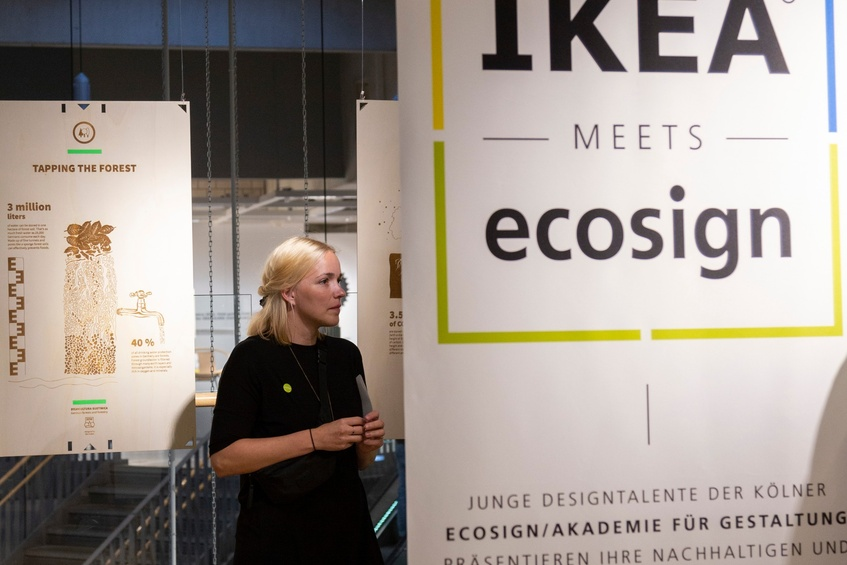 Ikea meets ecosign 2018