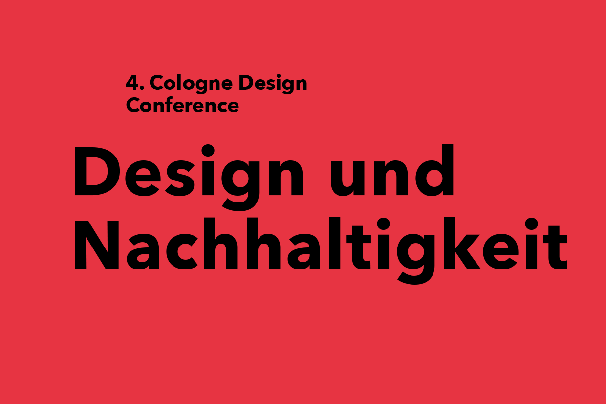 Cologne Design Conference