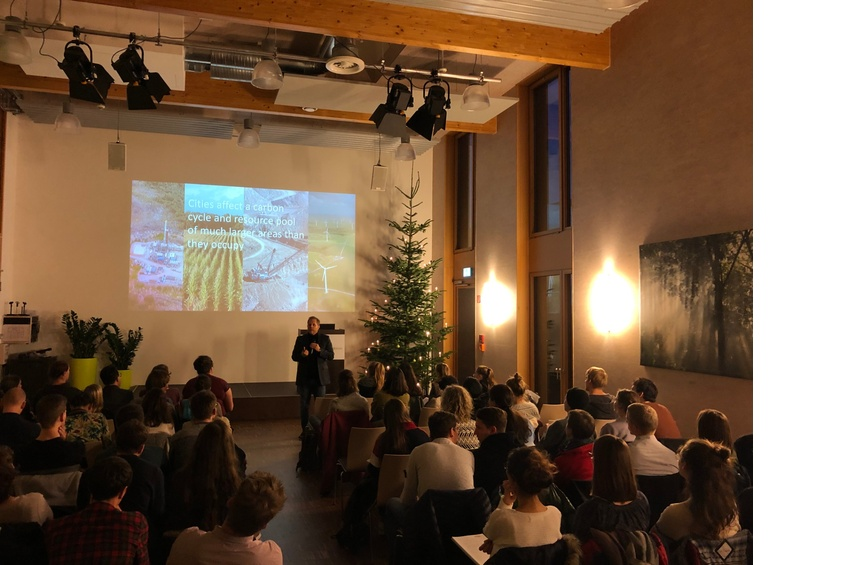 Winter School 2019 on Green Business and Sustainability