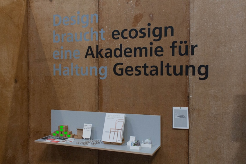 ecosign auf der FairFriends in Dortmund