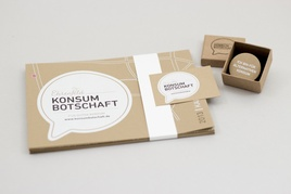 Konsumbotschaft - Kommunikationsdesign